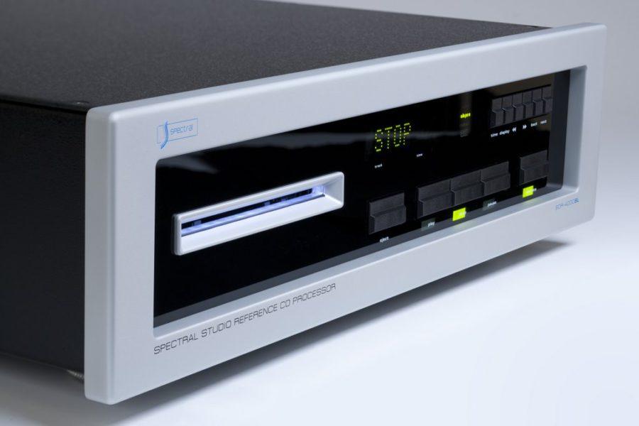 Lettore CD Spectral SDR 4000 SL – il nuovo riferimento