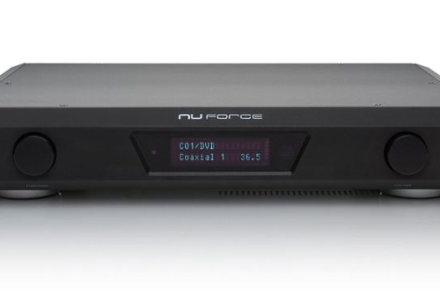 NuForce MCP-18, preamplificatore  High-End Multi canale Analogico con controllo del volume