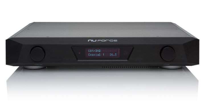 NuForce MCP-18, preamplificatore  High-End Multi canale Analogico con controllo del volume