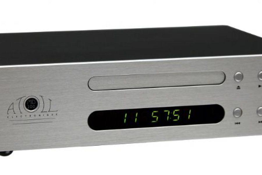 Atoll MD100 – il giusto complemento al sistema mini audiophile Atoll