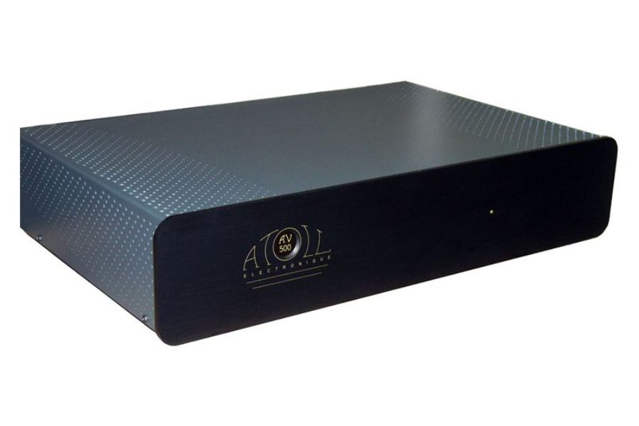 ATOLL ELECTRONIQUE – AV 500 – 1.060 €