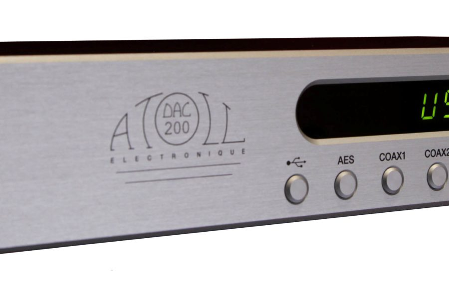 ATOLL ELECTRONIQUE – DAC 200