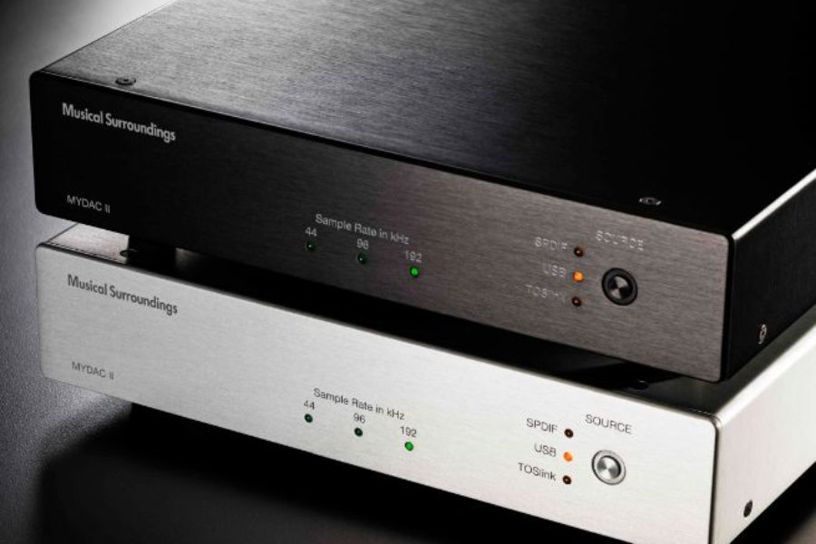 Musical Surroundings – My DAC II