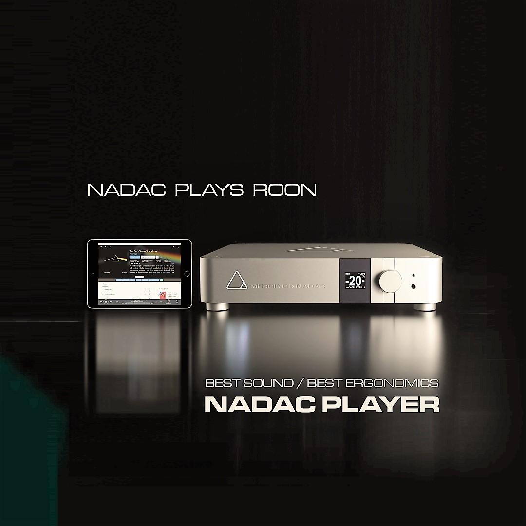 Presentazione a Roma del player-dac Nadac: la data fissata è stata sabato 25 marzo