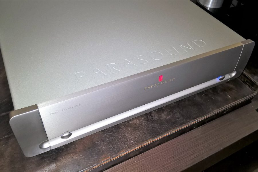 Pre Phono Parasound JC3 plus: nel gotha dell'High End