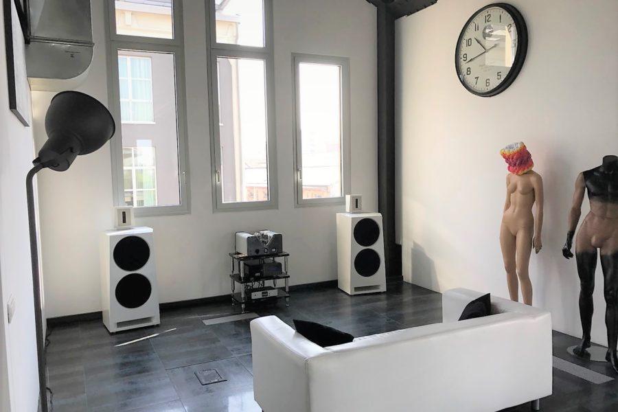 AG e Viva Audio partecipano alla rassegna milanese Fuorisalone – Design Week 2017