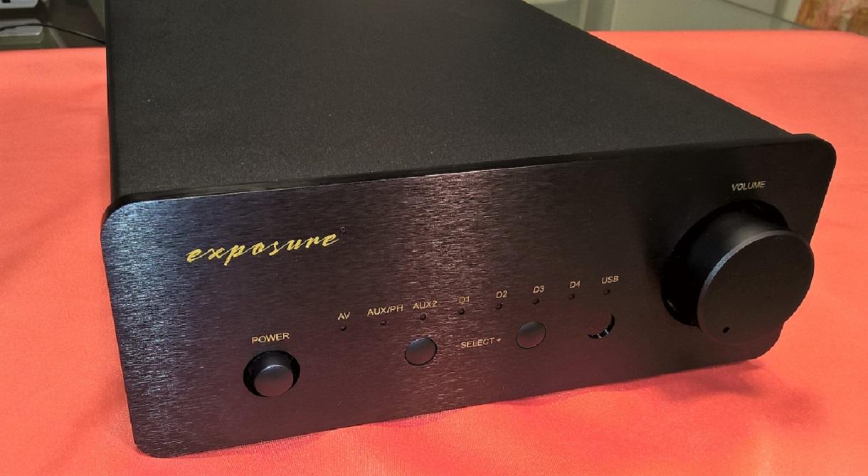 Disponibili le nuove elettroniche Exposure della serie XM.