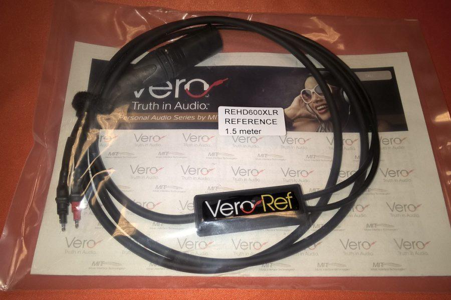 Sennheiser Vero Reference HD600 XLR 1,5 mt
