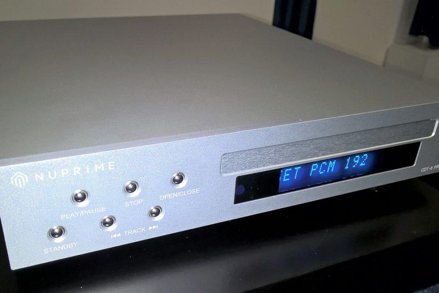 Si chiama CDT 8 Pro la nuova meccanica di lettura CD Nuprime