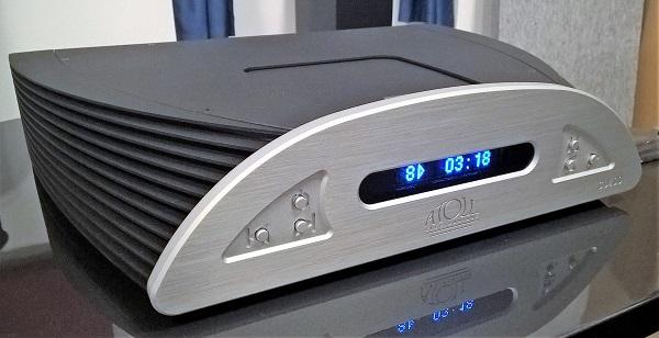 Il nuovo lettore cd-dac top di gamma Atoll: CD 400 SE