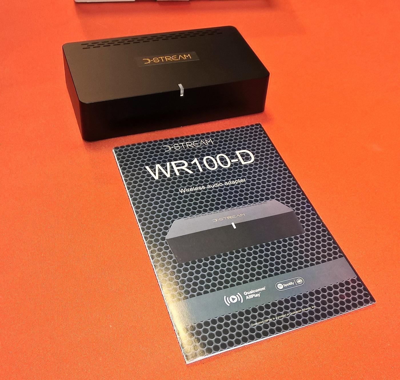 L'ultima novità di Nuprime … il WR100D