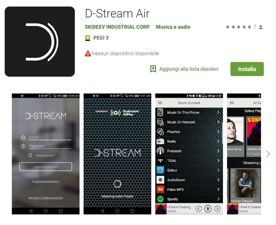 d-stream