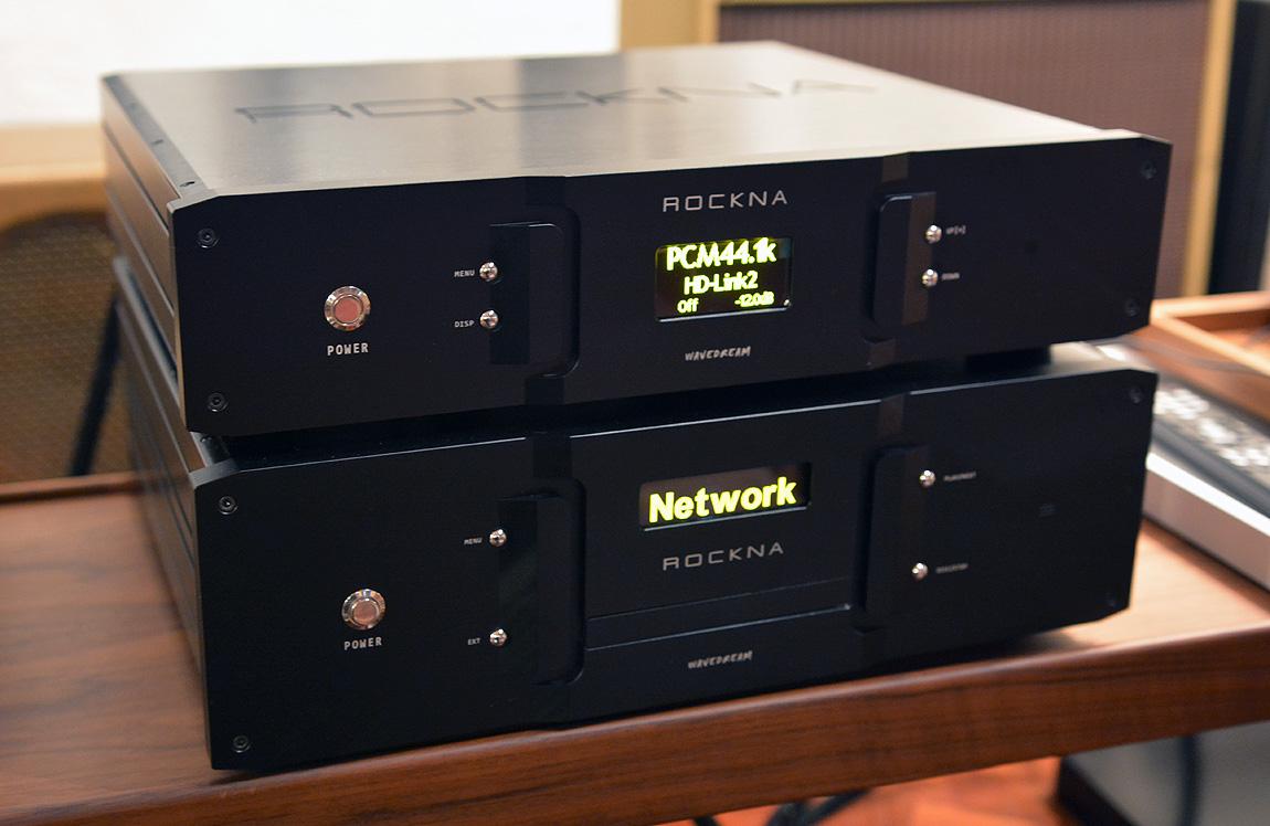 Nuovo marchio importato da Audio Graffiti: Rockna Audio