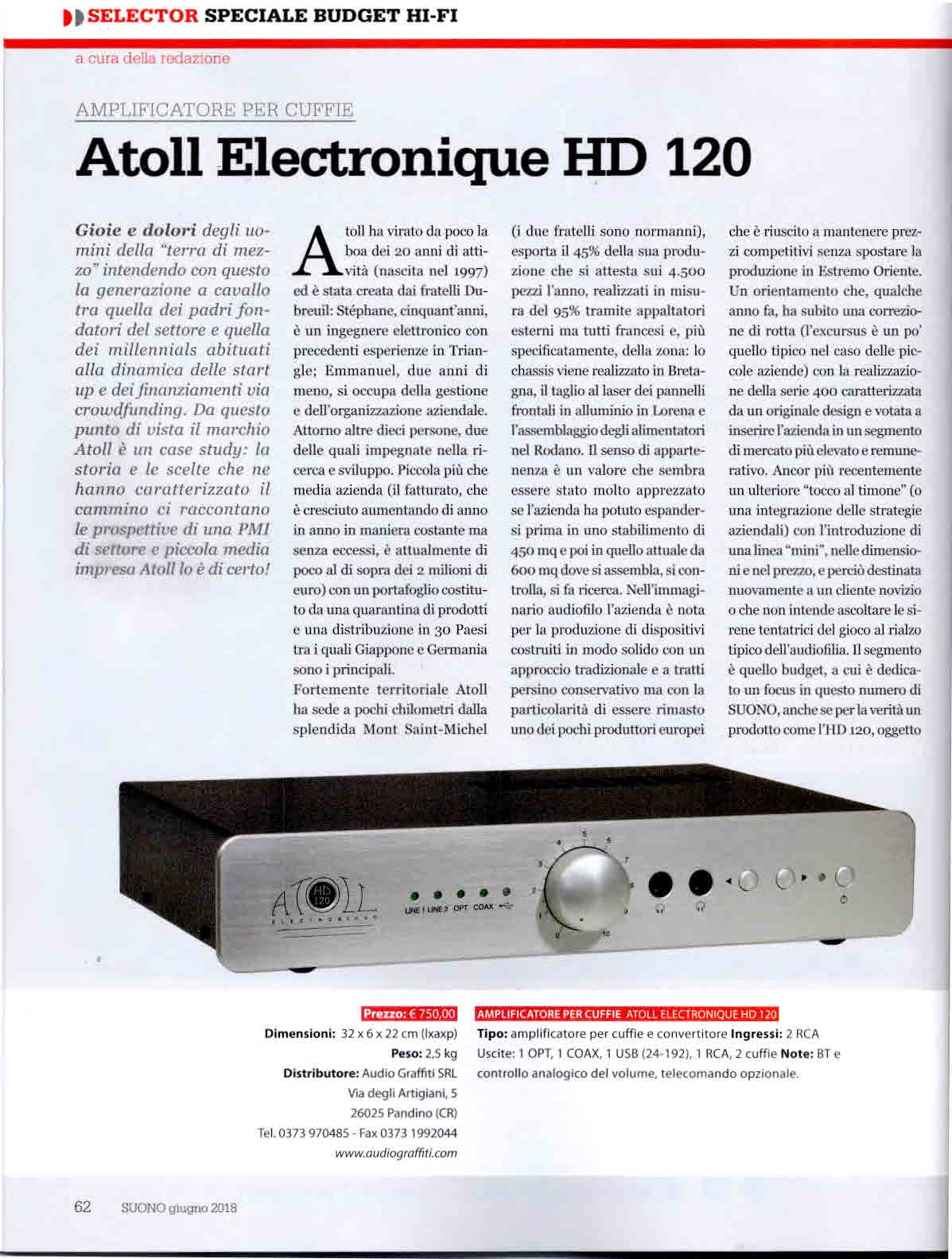Atoll HD120