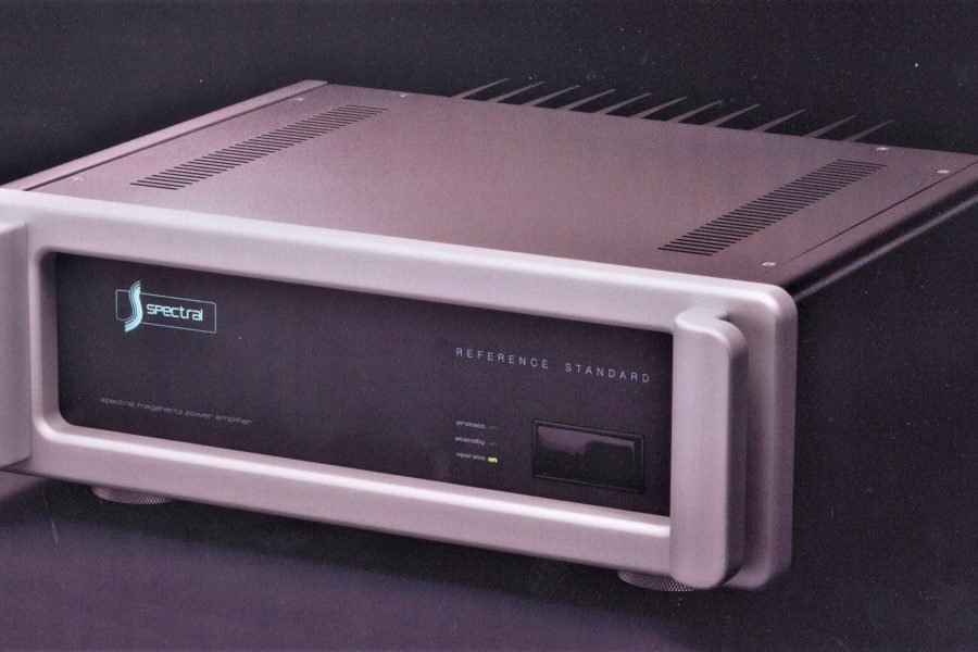 New Spectral DMA 400 SV – High Resolution Monoaural Reference Amplifier