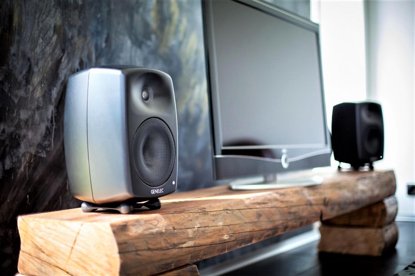 Piccoli speakers attivi da Genelec