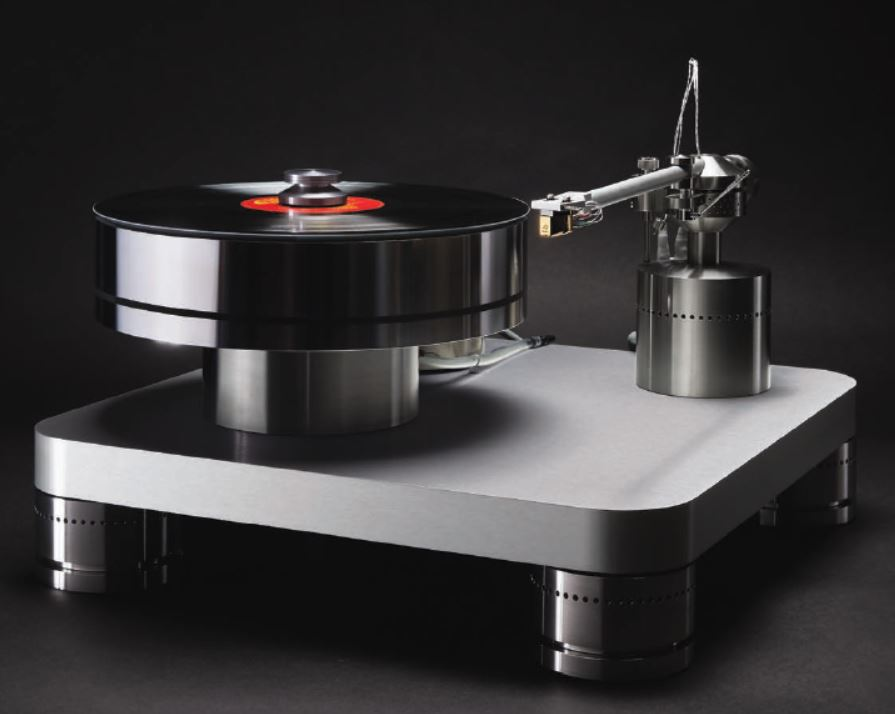 Basis Trascendence Turntable and Superarm 12.5 Tonearm