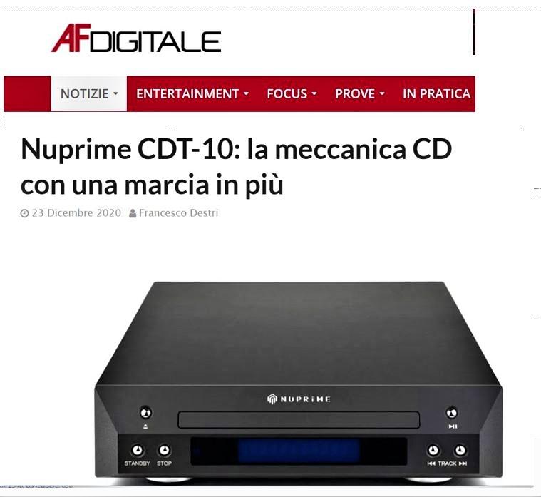 Nuprime CDT10
