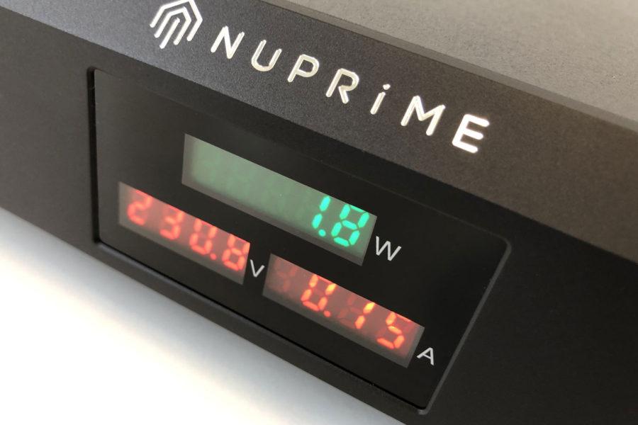 Test multipresa filtro NuPrime AC-4: più finezza nel suono.
