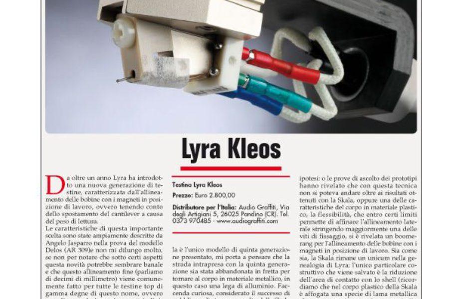 Lyra Kleos – Audio Review