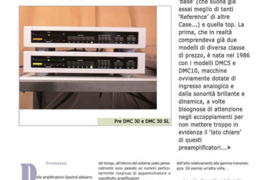 Preamplificatori Spectral – Audiophile Sound