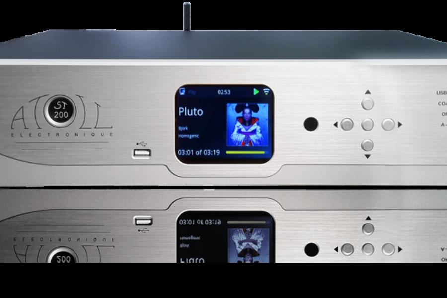 Atoll ST200 – un nuovo passo nello streaming audio