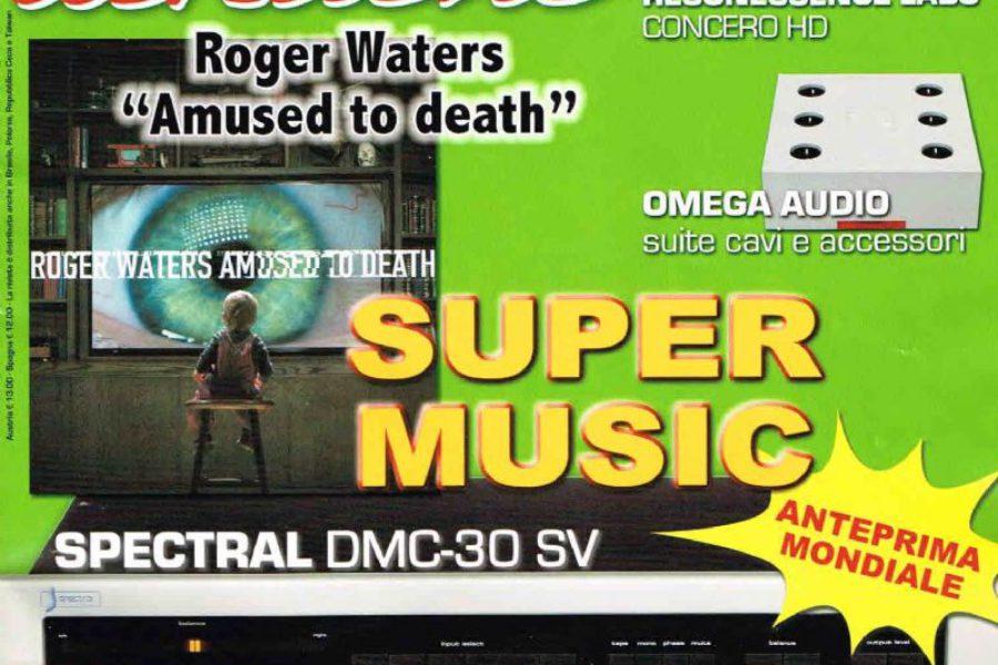 Spectral DMC 30 SV – Fedeltà del Suono