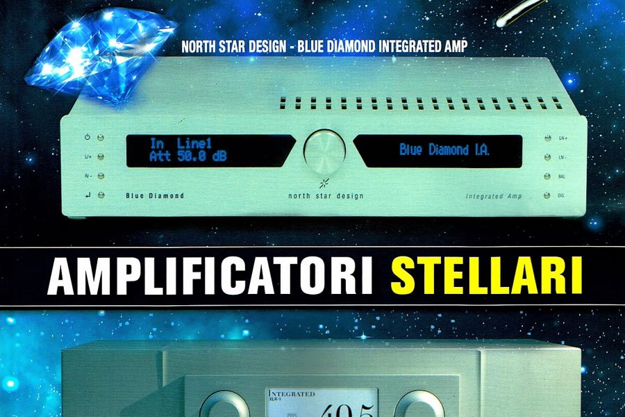 North Star Design – Blue Diamond Integrated Amp