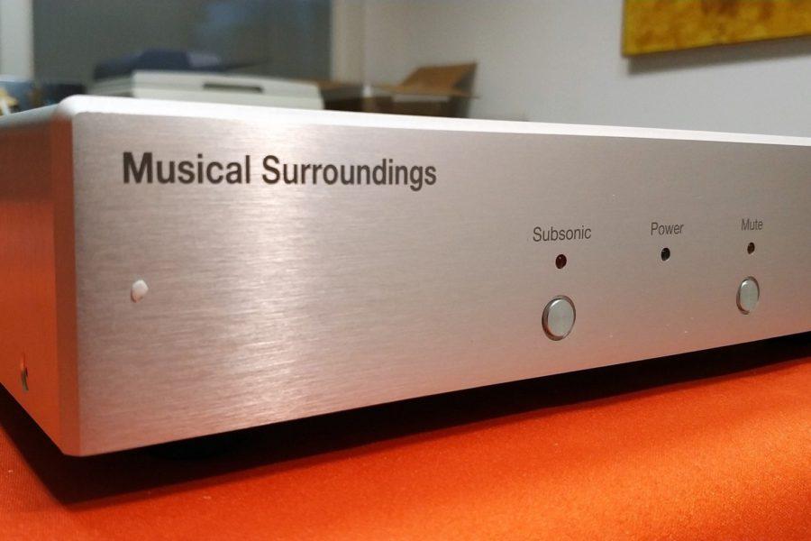 Musical Surroundings – Nova III – 1.600 €