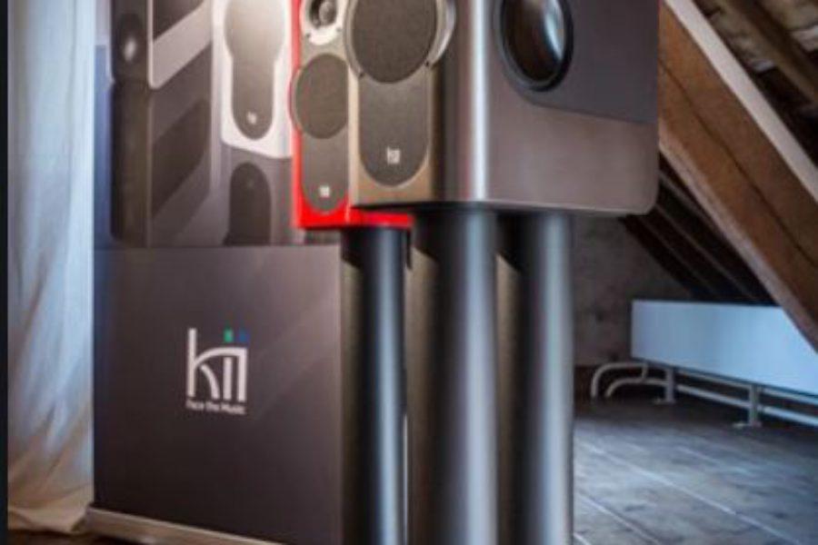 Kii Audio – Kii Three Hifi Stand – 1.000 €