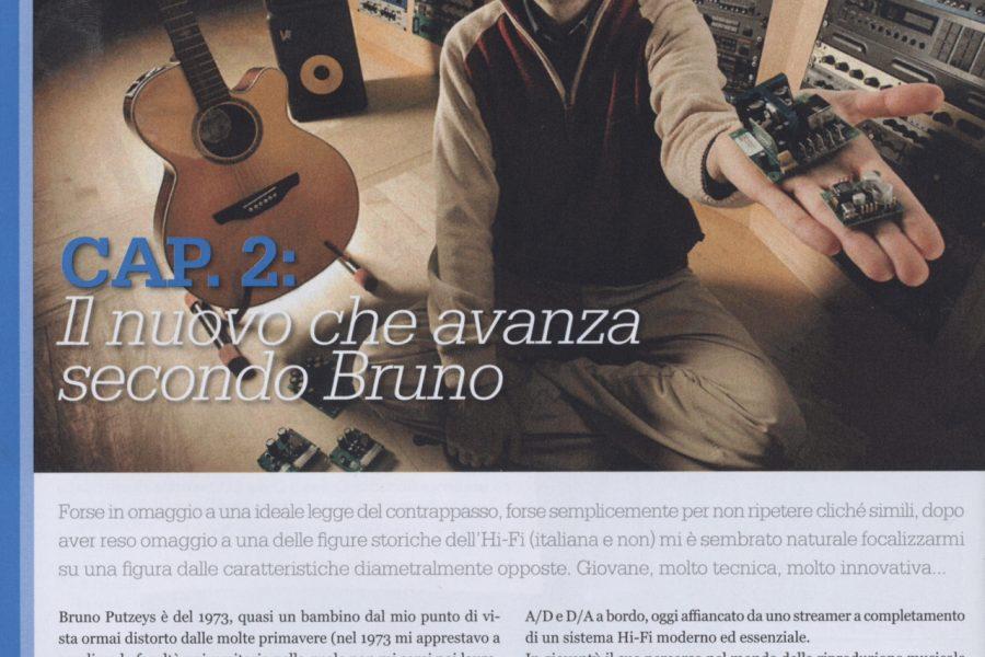 Storiografia di Bruno Putzeys di Kii Audio