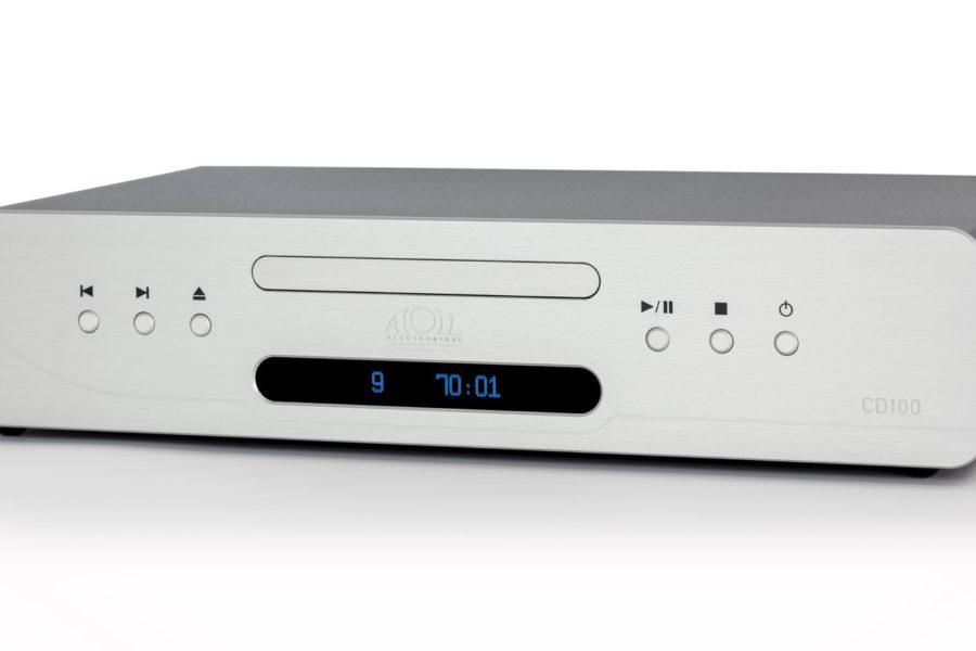 ATOLL ELECTRONIQUE – CD100 Signature – 1.200 €