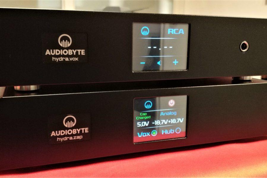 AUDIOBYTE – Hydra.Vox + Hydra.Zap – 4.490 €