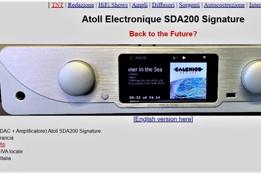 Atoll SDA 200