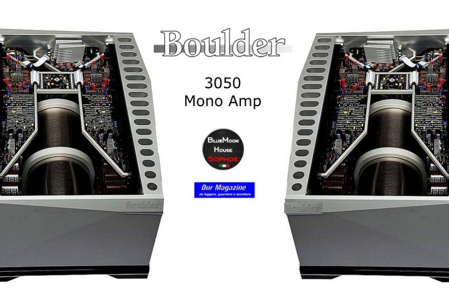 Boulder 3050 – amplificatori mono