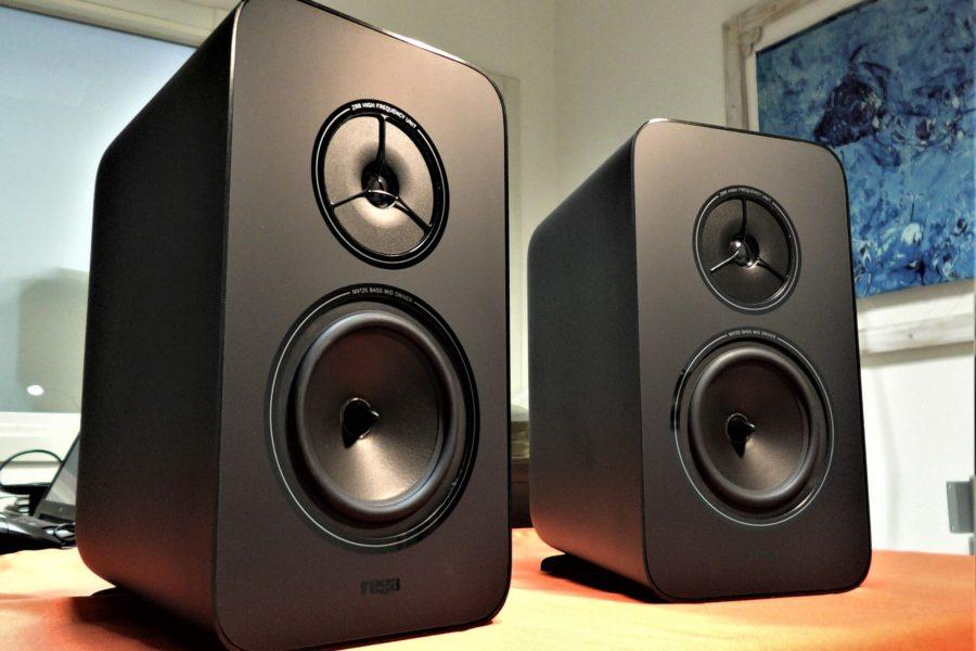 New Rega Kyte Loudspeaker System