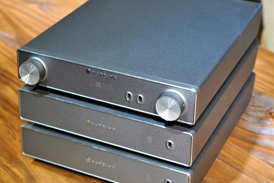 Anche The Absolute Sound prova i Nuprime AMG STA e AMG PRA
